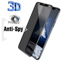 3D Anti Spy Peep Privacy Tempered Glass
